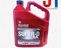 ACEITE SAE 15W40 GAL DS KENDALL SUPER-DXA PREMIUM SYNTHETIC BLEND